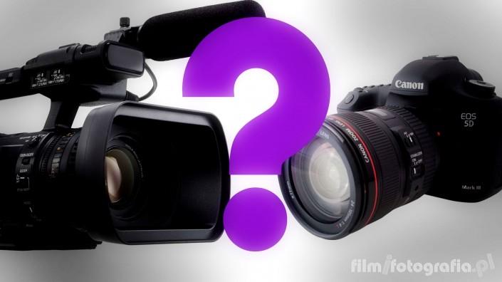 nagrywanie ślubu Warszawa, nagrywanie aparatem czy kamerą, filmowanie dslr