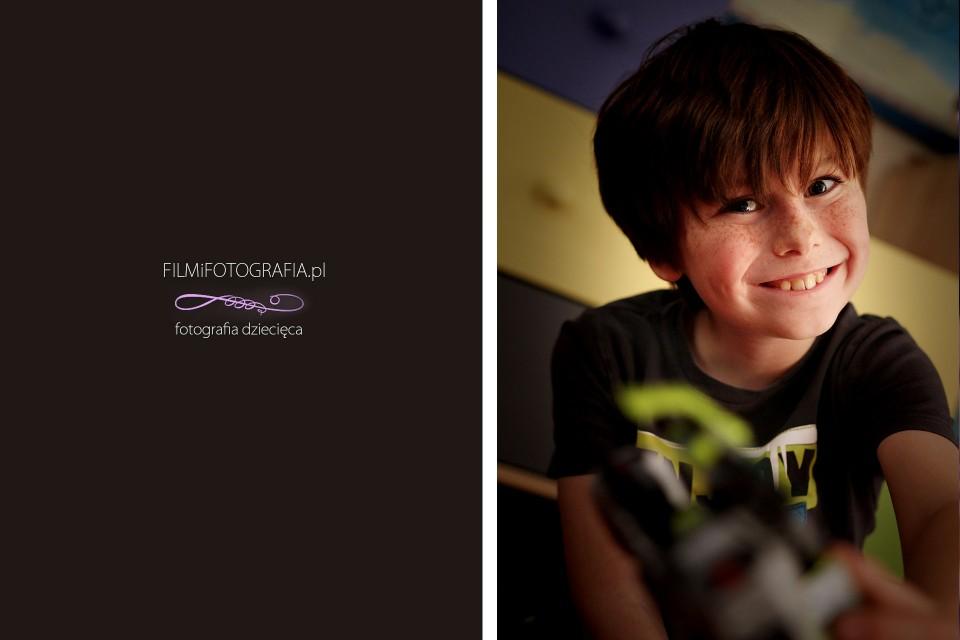 sesje dziecięce, fotografia dziecięca, sesja zdjęciowa chłopiec