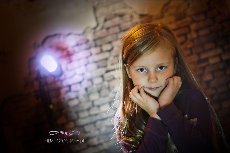 studyjna fotografia dziecięca